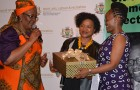 Mrs Baleka Mbete delivers OR Tambo Lecture